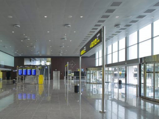 Terminal 0 del aeropuerto de El Prat de Llobregat